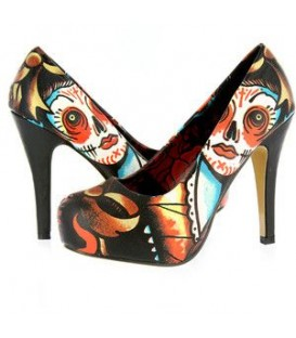 Iron Fist High Heels Lucky Lucy