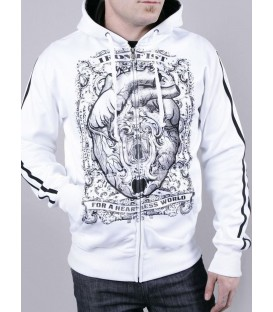 Iron Fist Hoodie Artless World