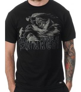 Metal Mulisha Sons of Anarchy Shirt