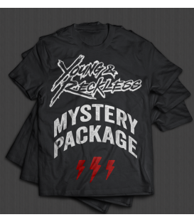 Young and Reckless MYSTERY PACKAGE / 3 Herren Shirts