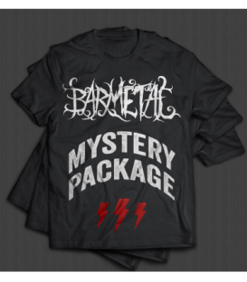 Damen Barmetal Mystery Package 3 Shirts