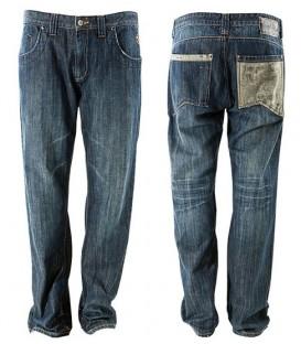 Metal Mulisha Jeans Grim Indigo Blue