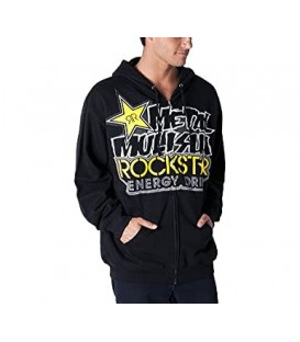 Metal Mulisha Rockstar Energy Zip Hoody Stack