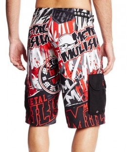 Metal Mulisha Boardshorts Dlush de Cinco