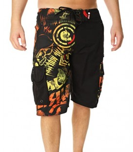 Metal Mulisha Boardshorts D-Lush Six