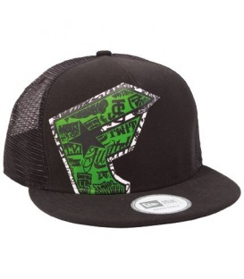Famous Stars and Straps New Era Snapback Cap Twitch Bomb