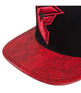 Famous Stars and Straps Snapback Cap Repstyle Red