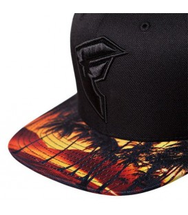 Famous Stars and Straps Snapback Cap Sunny Lux BOH