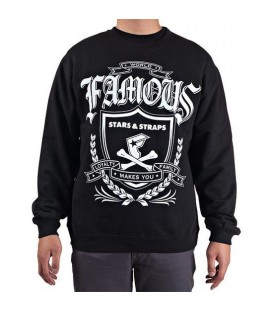 Famous Stars and Straps Pullover The Nation