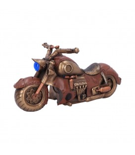 Nemesis Now Steampunk Motorrad Cruiser