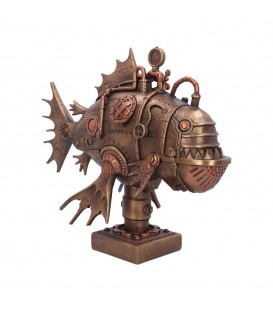 Nemesis Now Steampunk Piranha