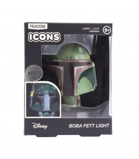 Star Wars Icon Lampe Boba Fett