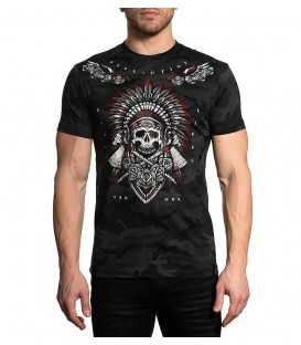 Affliction Shirt Jaguar God