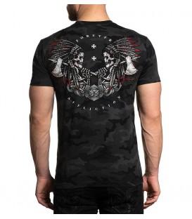 Affliction Shirt Jaguar God