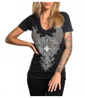 Affliction Shirt Nightrock Pass
