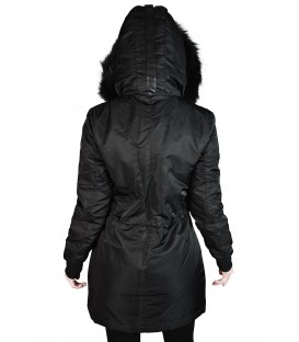 Killstar Wintermantel Unholy Parka