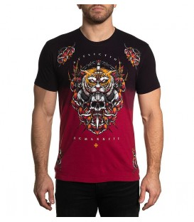 Affliction Shirt Mortal Temple