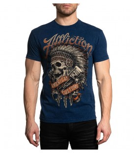 Affliction Shirt AC Gearhead