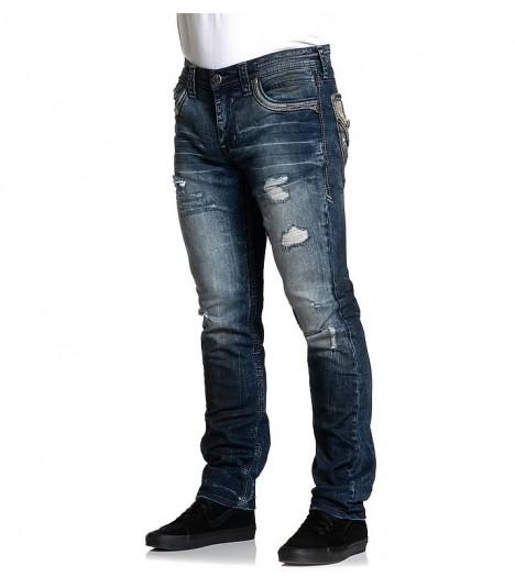 Affliction Jeans Gage Fleur Oberon