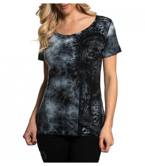 Affliction Shirt Laguna Renegade