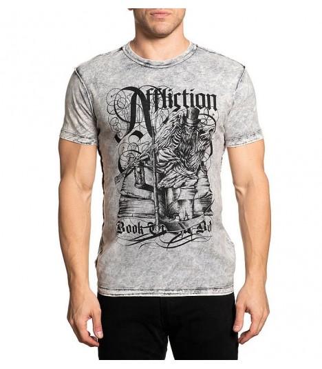 Affliction Shirt Bias Reversible 2 in 1