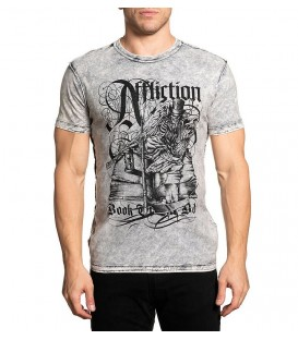 Affliction Shirt Bias Reversible 2 in 1