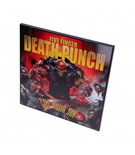 Five Finger Death Punch Hochglanz Bild Got your Six