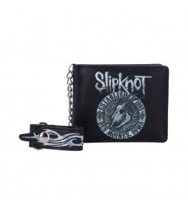 Slipknot Flaming Goat Portemonnaie
