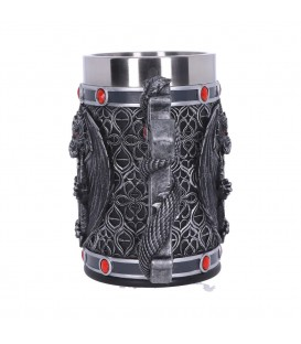 Nemesis Now Gothic Krug Obsidian