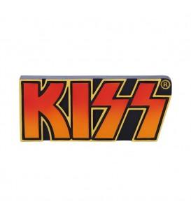Kiss Flaschenöffner und Magnet Kiss Logo