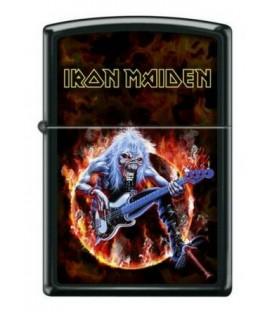 Zippo Iron Maiden Guitar Shred