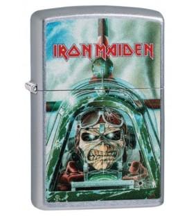 Zippo Iron Maiden Pilot