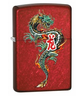 Zippo Feuerzeug Tattoo Dragon