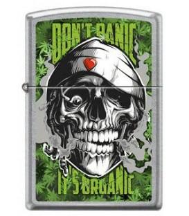 Zippo Dont Panic Its Organic