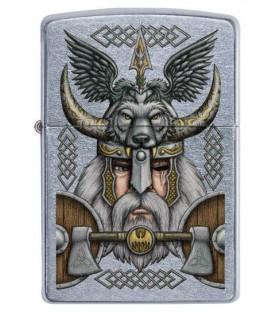 Zippo Feuerzeug Viking Odin