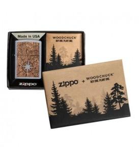 Zippo Woodchuck Compass