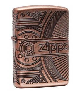 Zippo Feuerzeug Gears