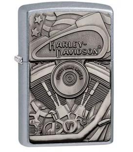 Zippo Harley Davidson Motor Flag