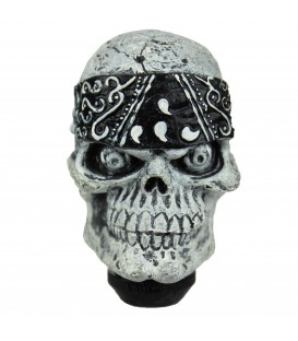 Lethal Angel Armaturenbrett Topper Skull Head