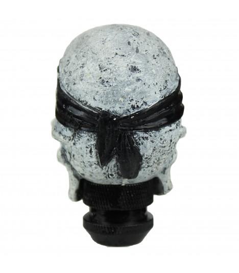 Lethal Angel Armaturenbrett Topper Skull Head