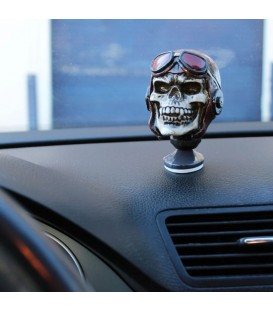 Lethal Angel Armaturenbrett Topper Racing Skull