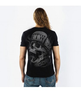 Lethal Angel Shirt FTW Skull