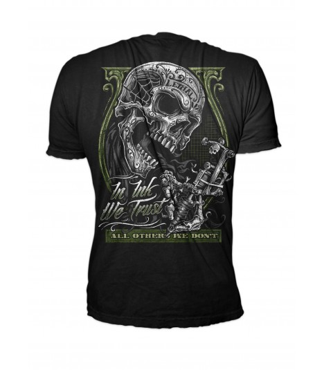 Lethal Angel Shirt In Ink we trust