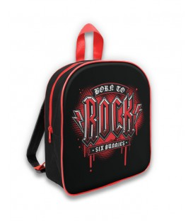 Liquor Brand Kinder Rucksack Born to Rock