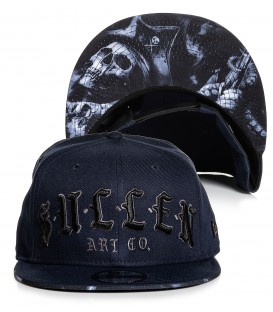 Sullen Snapback Cap Rough Waters