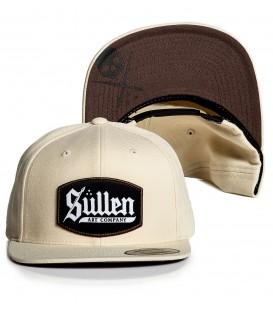 Sullen Snapback Cap Gothic