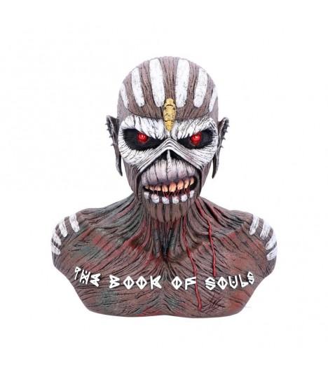 Iron Maiden Büste/Schatulle Book of Souls