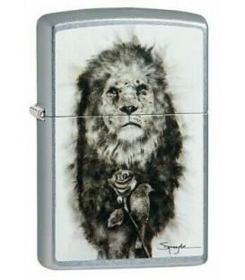 Zippo Spazuk Lion
