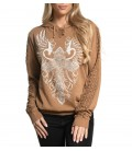Affliction Pullover Platinum Canyon