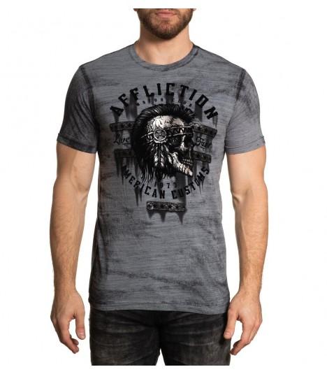 Affliction Shirt AC Gear Chief